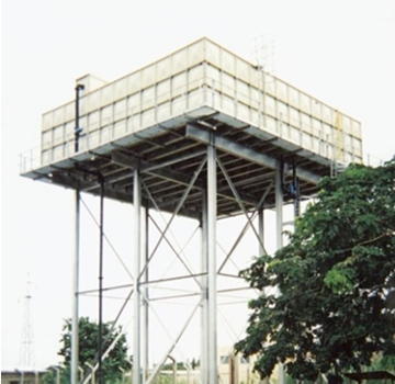 SMC Combined Water Tank