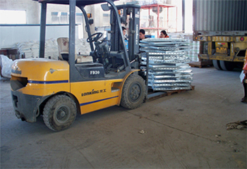 Assembled Hot Dipped Galvanized Steel Water Tank
